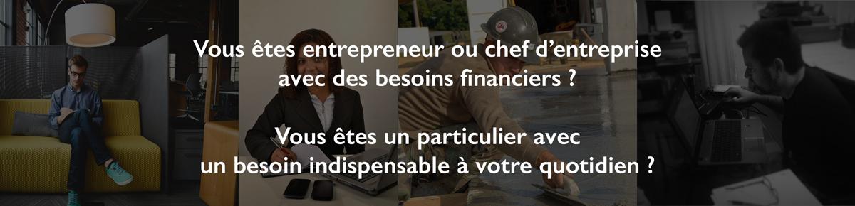 Particulier, entrepreneur, chef d'entreprise, besoin d'un microcrédit en Aquitaine France ?