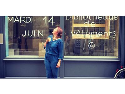 Article sur l'ouverture de la Vétithèque dans le Bordeaux 7
