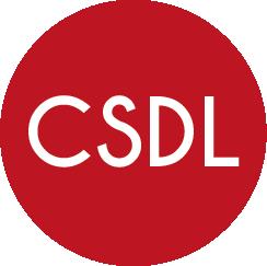 Nouveau logo CSDL.