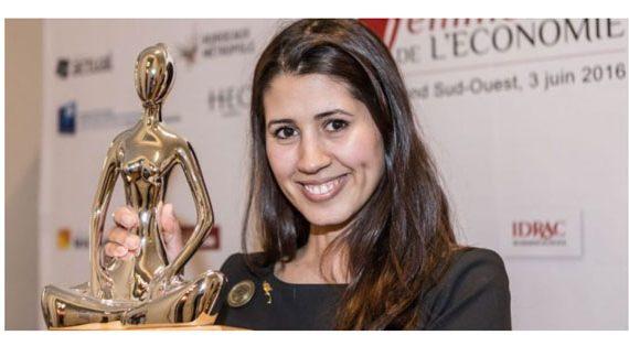 Hasnaâ Ferreira dans Forbes Parole de Lauréate (miniature)