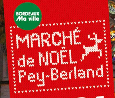 Illustration de l'article sur le marché de Noël solidaire de Pey Berland
