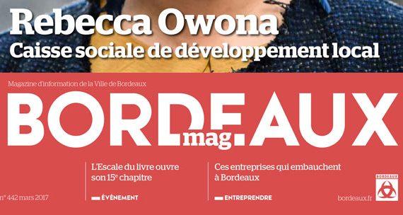 La CSDL à la une du Bordeaux Mag (miniature)